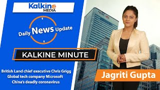Kalkine Minute London Stock Exchange UK | 28 Jan,