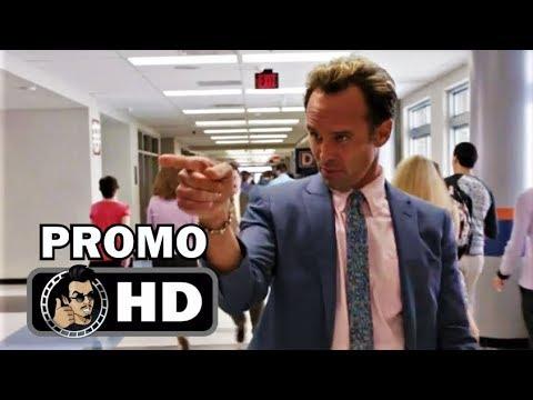"""VICE PRINCIPALS Season 2 Official Promo """"Back to School"""" (HD) Walter Goggins HBO Series"""