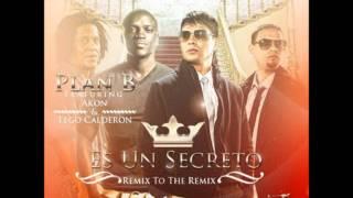 Plan B Ft. Akon y Tego Calderon - Es Un Secreto (Remix To The Remix)
