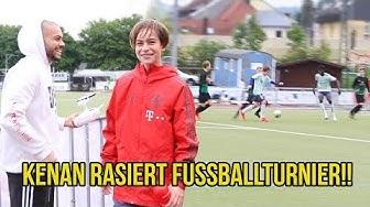 Kenan Yildiz U14 Bayern München Wunderkind rasiert Fussballturnier!!