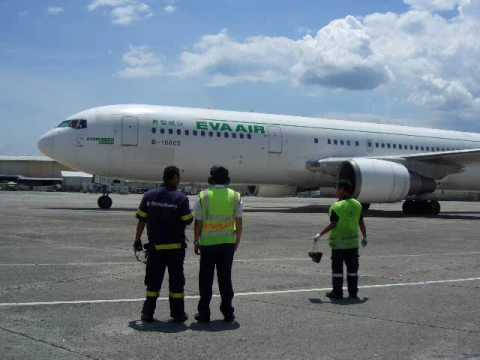 EVA AIR boarding song