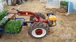 видео Мотоблоки Weima бензиновые и дизельные. Мотоблок Weima
