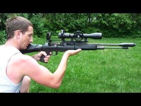 FX Revolution - Part 2 (Accuracy) Semi-Automatic Air Rifle