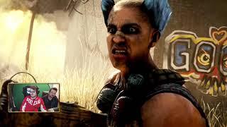 Maddyson и Fury заценивают Rage 2