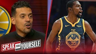Matt Barnes explains what sets the Golden State Warriors apart from...