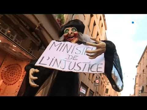 Metz : Les Avocats Sont Vent Debout Contre Le Projet De Réforme De La Justice