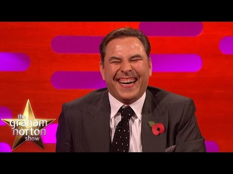 8-Year-Old Critiques David Walliams' Book - The Graham Norton Show