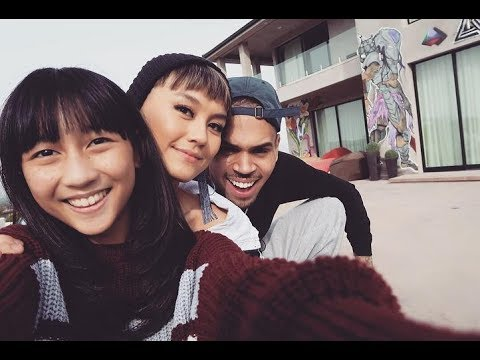 chris brown dating agnes monica
