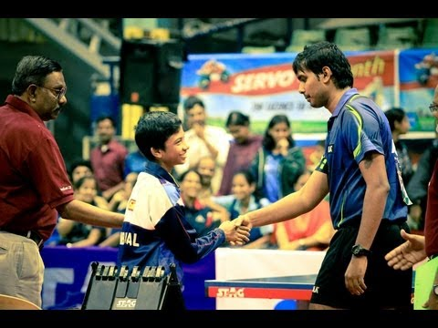When I played against Sharath Kamal - A Documentary