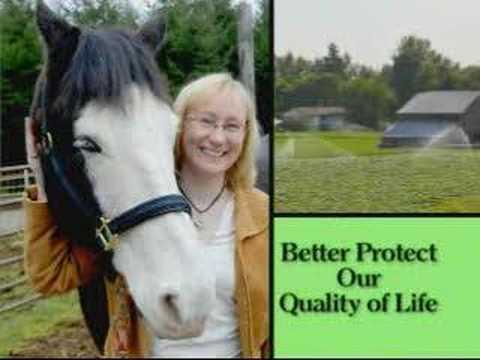 Lynn Peterson:  hard working leadership for Clackamas County