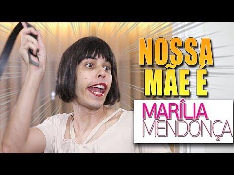 NOSSA MÃE É MARÍLIA MENDONÇA