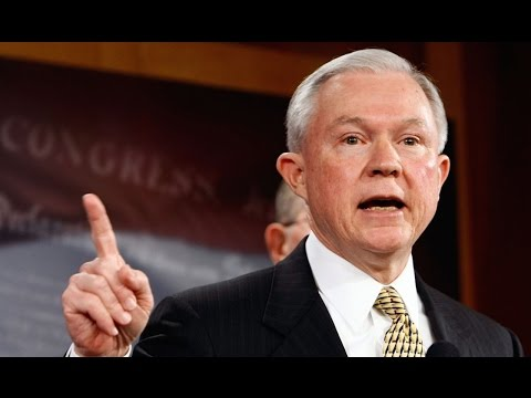 Buzzkill Jeff Sessions Goes On Anti-Weed Tirade