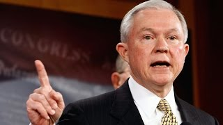 Buzzkill Jeff Sessions Goes On Anti-Weed Tirade Free HD Video