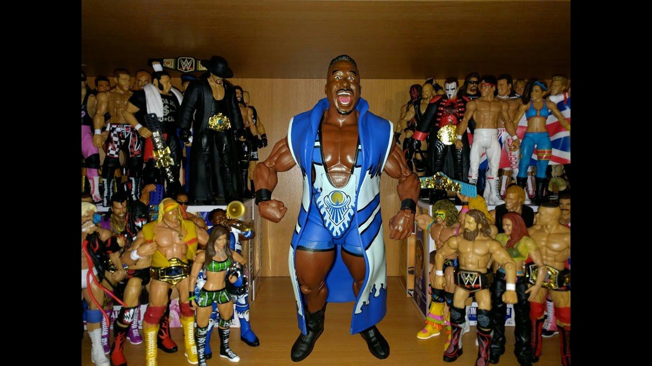 Big E Elite 44 - WWE Mattel Figure Review & Unboxing