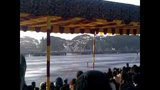 NDA PUNE PASSING OUT PARADE 2012 NOV 29-ONE ACTION ONE SOUND