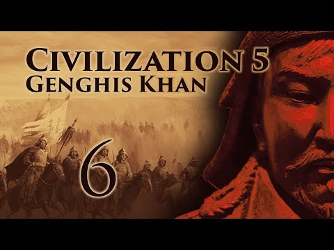 "Part 6: Let's Play Civilization 5, The Mongols - ""Double Agent"""