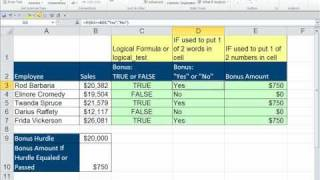 Office 2010 Class #39: Excel VLOOKUP Function Formula Made Easy (3 Examples)