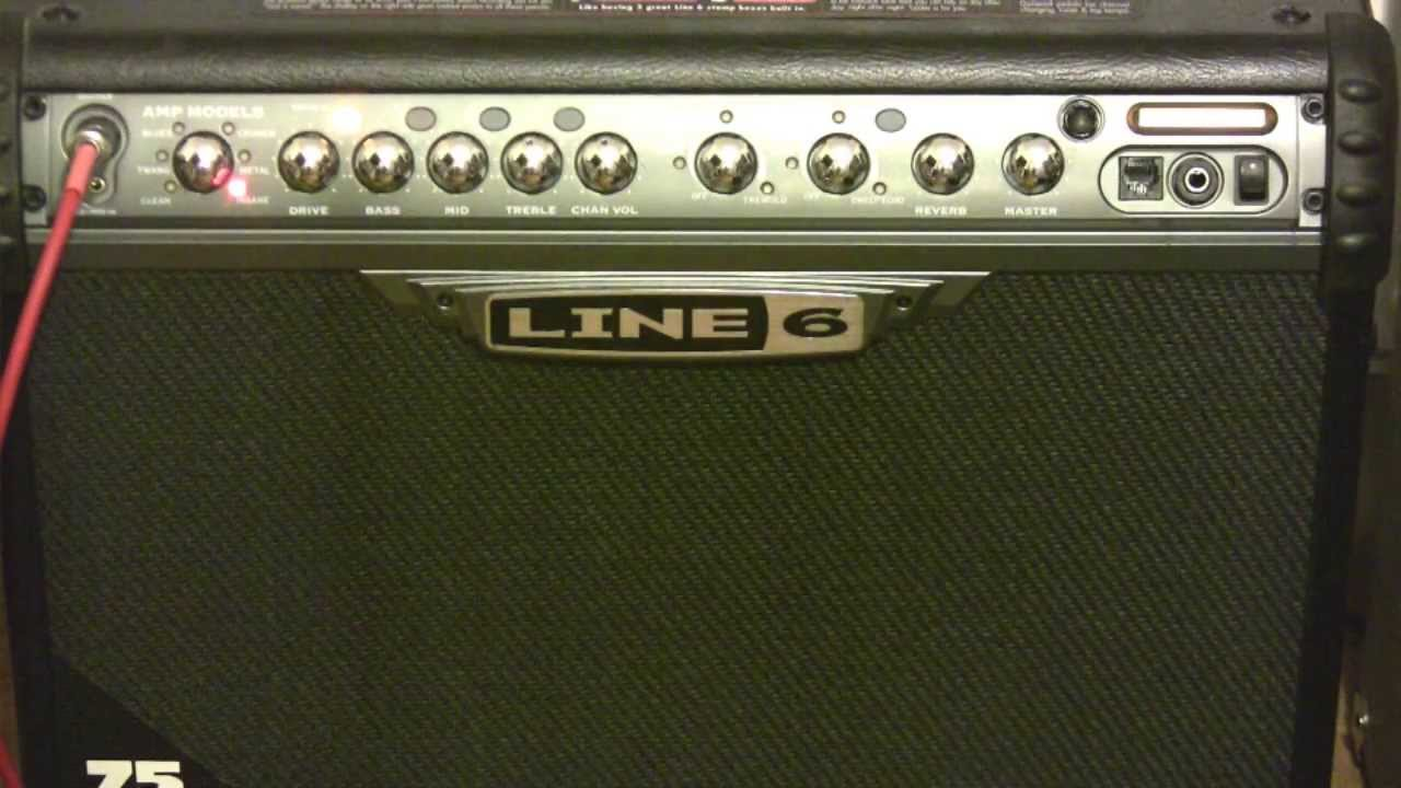 line 6 spider iii 75 watt amp demo review youtube rh youtube com line 6 spider 3 150 manual line 6 spider 3 15 watt user manual
