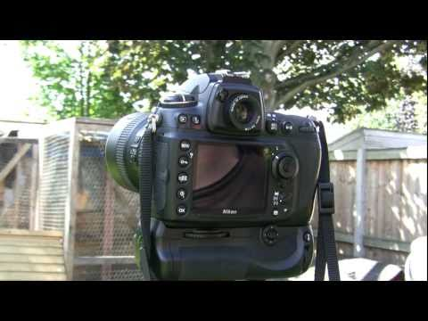 How to set up your DSLR camera for HDR shooting Tutorial