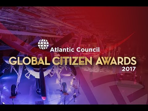 Global Citizen Awards 2017 - Mme. Christine Lagarde and His Excellency President Moon Jae-in