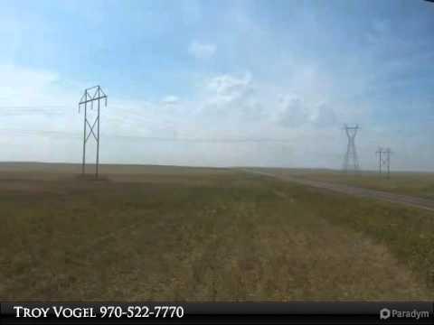 Banner County, Nebraska Dry Farmland