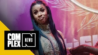 Cardi B Ties Billboard Record With Beyoncé
