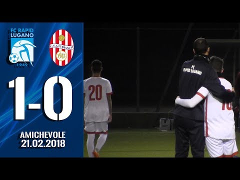 FC Rapid Lugano 1 - US Giubiasco (1-0)