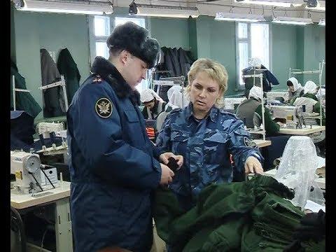 """Программа «Специальный репортаж»: """"Один день начальника ИК-3 Костромской области""""."""