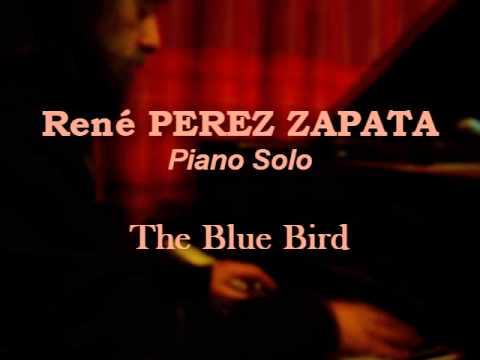 the blue bird (by rené perez zapata)piano solo