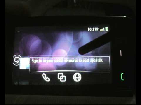 Amazing Spark User Interface on  Nokia 5530 XpressMusic