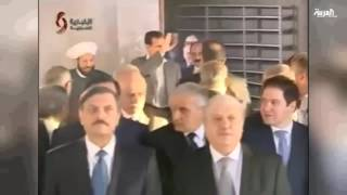 تفاعلكم : الأسد يصلي العيد في مدينة خالية !