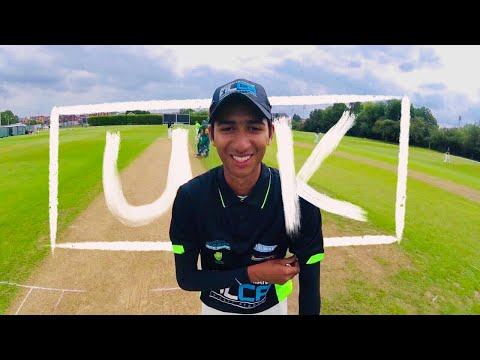 GoPro 50 Overs Cricket - Playing against Nottinghamshire 2nd 11s was Blast!!