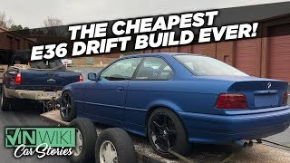 Can you build a drift car for $1,000?