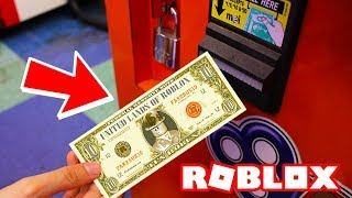 WILL ROBLOX MONEY WORK AT THE ARCADE???