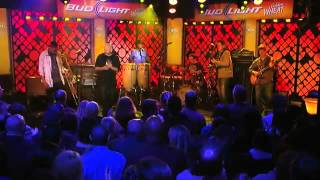 Galactic with Cyril Neville Performs Heart of Steel.flv