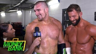 Zack Ryder and Mojo Rawley are hyped for their reunion: June 18, 2017