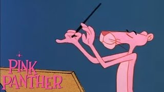 "The Pink Panther in ""Pink, Plunk, Plink"""
