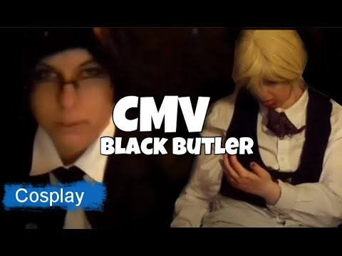 Black Butler Cosplay ~ Claude is Dying for Alois