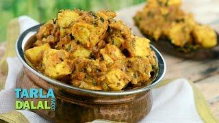 Paneer Tava Masala, Punjabi Tawa Paneer Masala Recipe by Tarla Dalal