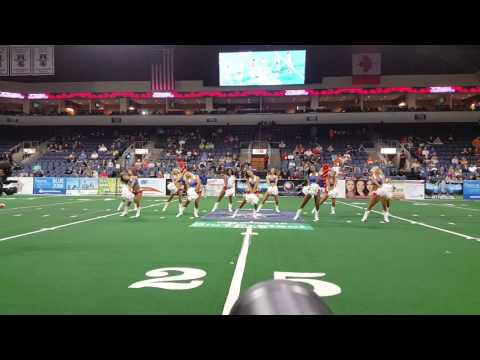 Texas Revolution Dancers - 1st Quarter