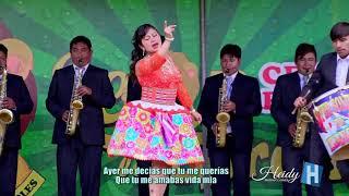 Nadia Bonifacio 2018 ► Corazón Voluble ✅ Santiago