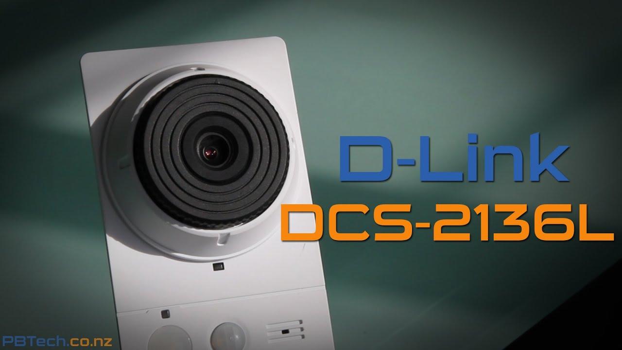 D-LINK DCS-2136L TREIBER WINDOWS 10