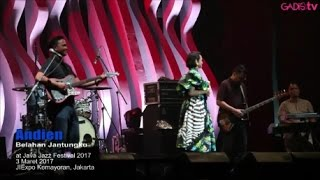 Andien Belahan Jantungku Live at Java Jazz Festival 2017