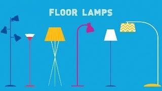 Types Floor Lamps How Choose