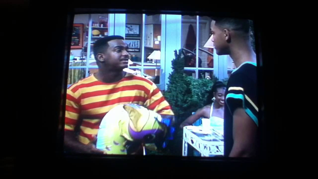 fresh prince of bel air pool party will s version youtube