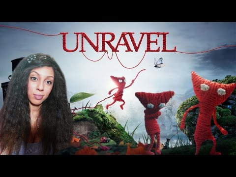 Unravel : On ne perd pas le fil l Gameplay l FR l PS4