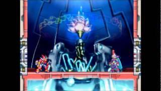 ロックマンZX (Rockman ZX) - エリアX と プロメテ ボス