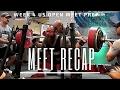 Meet Recap USPA 242lbs | Week 4 US Open Meet Prep Vlog 4