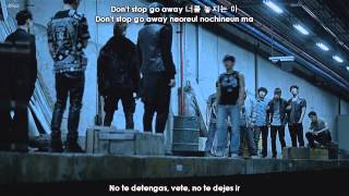 B.A.P - One Shot MV [Sub español + Hangul + Rom] + MP3 Download