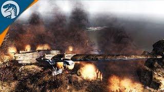 GIANT BOMBER CRASHES & HUGE OCEAN CROSSING | Red Tide | Men of War: Assault Squad 2 Gameplay